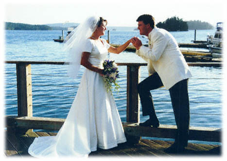 Get Married in the San Juan Islands